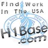 H1Base.com Is the Best Source To Find H1B Visa Work On The Internet, Explore your FREEDOM in the United States.